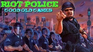 RIOT POLICE Gameplay Action PC HD