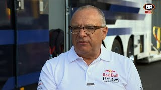ROLAND DANE INTERVIEW BEFORE THE ADELAIDE 500 2018