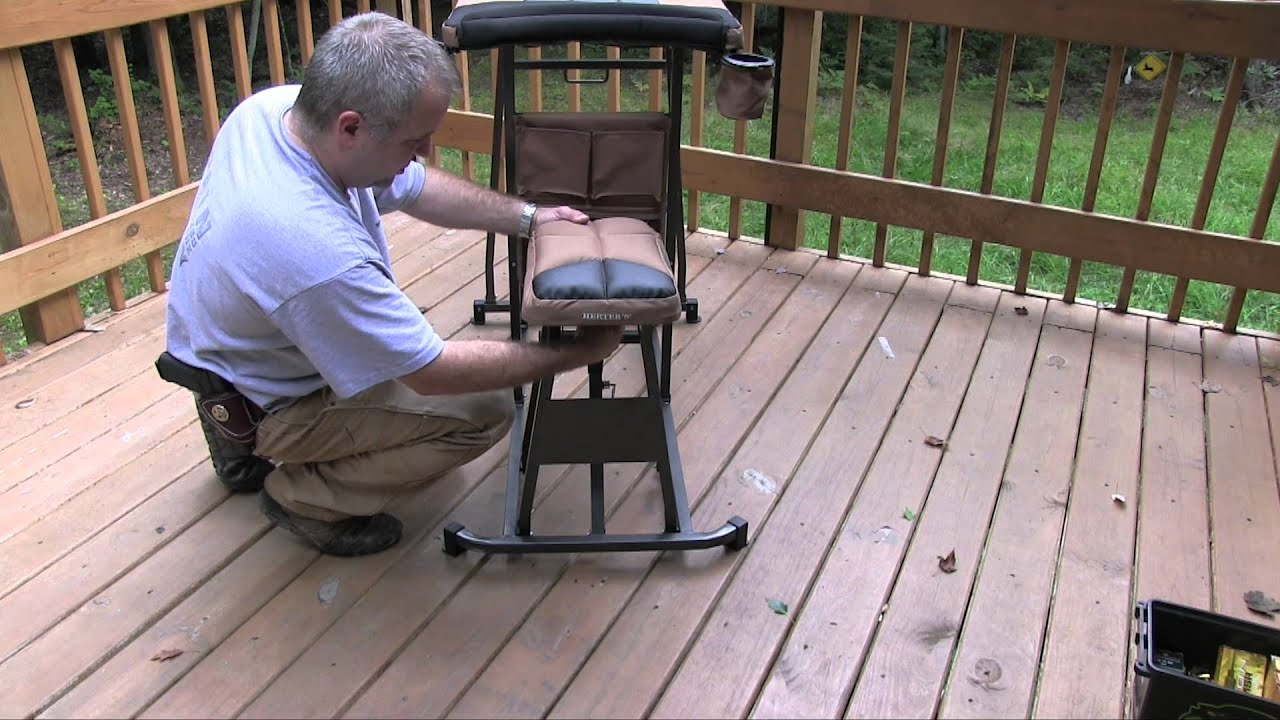 Review Cabelas Shooting Bench