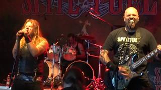 SpiteFuel -  Devil´s Darling , Live ACFMF 2017