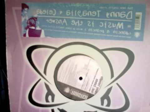Danny Tenaglia  music is the answer /Fire island remix (1998 Original pressing)