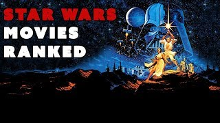 Star Wars Movies Ranked From Worst To Best!