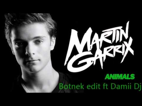 Martin Garrix-Animals-Botnek edit ft Damii...
