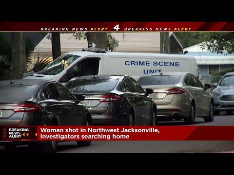 Woman Shot In Northwest Jacksonville