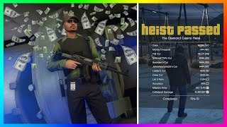 GTA 5 Online The Diamond Casino Heist DLC Update - PAYOUTS! Prep Missions, Gold Vault & MORE!