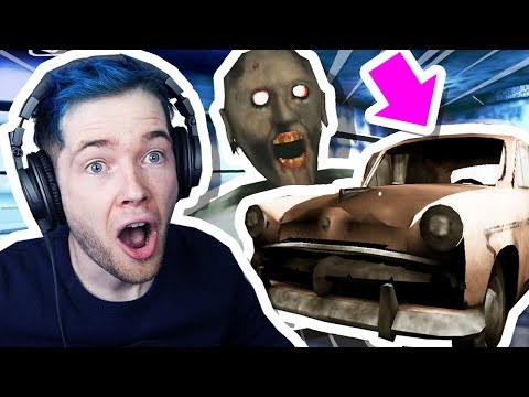 GRANNY'S GOT A CAR NOW!?!? (Granny Update)