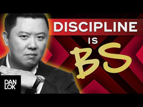 Why Discipline Is BS