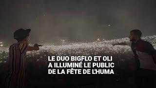 Fête de l'Huma: la demande lumineuse de Bigflo et Oli à leur public a donné un moment magique