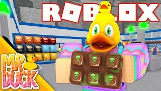 SELLINGS POISONOUS CHOCOLATE! - Roblox Store Empire [Beta]