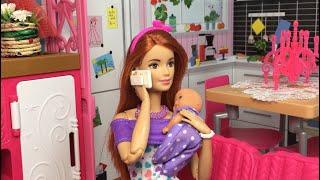 ❤️Barbie Ailesi❤️ 104.Bölüm - Türkçe Barbie Videoları İzle
