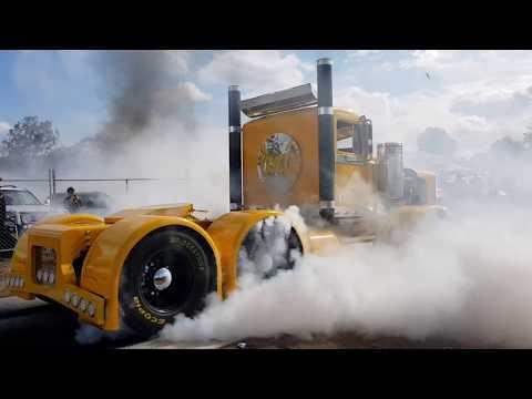 FILTHY: Aussie Burnout Truck
