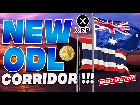 Ripple XRP News – NEW XRP CORRIDOR OPEN W/THE LARGEST BANK IN THAILAND! XLM FUD CURSHED!