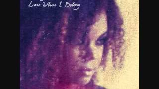 Download Andreya Triana Lost Where I Belong MP3 song and Music Video