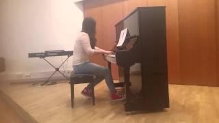 Johanna Kurkela Rakkauslaulu Piano Cover