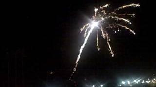 Norfolk Tides 1st Fireworks 2010