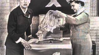 Westinghouse Studio One - Westinghouse Washer Demonstration (1956)