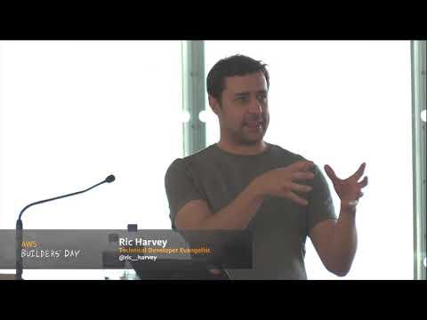 AWS Builders' Day | Amazon Elastic Container Service for Kubernetes (Amazon EKS)