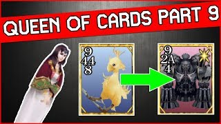 Retrieving Chicobo & Losing Alexendar Cards in Final Fantasy 8 Remastered Queen of Cards - Part 9