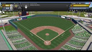 Out of the Park Baseball 20 Gameplay (PC game)