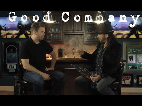 Michael Sweet (Stryper) Interview / Music - Good Company