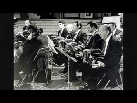Orquesta Antonio Rodio - Cuatro Campanadas - Tango