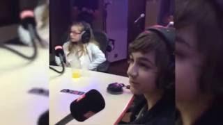 [KIDS UNITED] sur Cherie FM