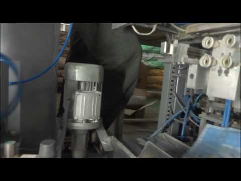 OHFS machine - for preformed pouch filling