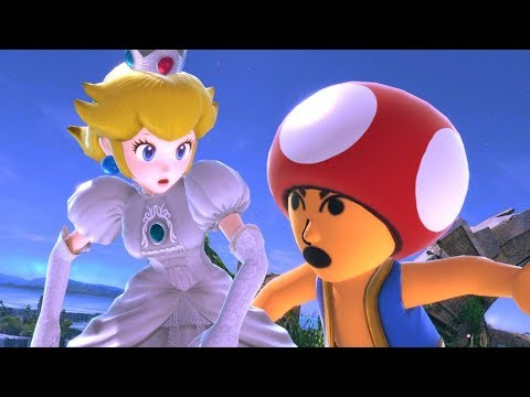 The WORST Peach Player In The World