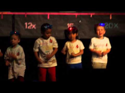 Oneonta Montessori School Talent Show 2014