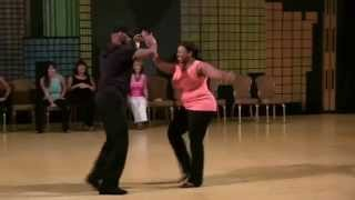 CJ Caraway & Lauren Hubbard Dallas Dance 2014