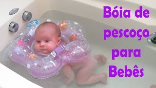 Bóia De Pescoço Para Bebês Caroline
