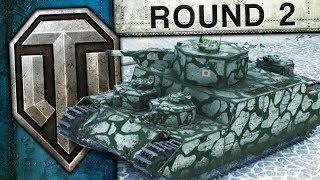 World of Tanks Tournament - Round 2 (Sjin, Turps & Martyn)