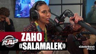 """Zaho """"Salamalek"""" en live #Plane?teRap"""