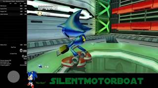 Metal Sonic Crazy Gadget 55.47 (World Record)