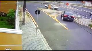 Live accident caught on CCTV camera - top accidents caught by live cctv camera