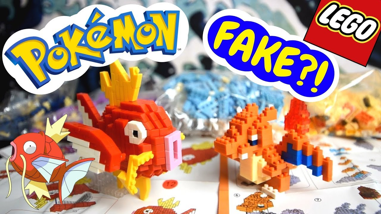 nanoblock MEGA CHARIZARD X Pokemon