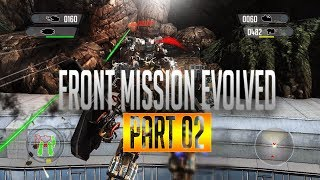 FRONT MISSION EVOLVED - (PART 02) HAPPY NEW YEAR