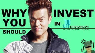Why JYP is the BEST: '인성' / Investing in KPOP