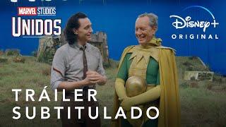 Marvel Studios Unidos: Creando Loki | Tráiler Oficial subtitulado | Disney+