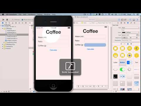 iPhone Apps 101: Create Your First iPhone App with Xcode 5 and Objective-C