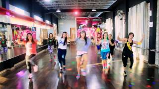 Zumba Let Me Love You By Mohombi Ft Dj Rebel Shaggy Choreo By Chenci At BFS Studio