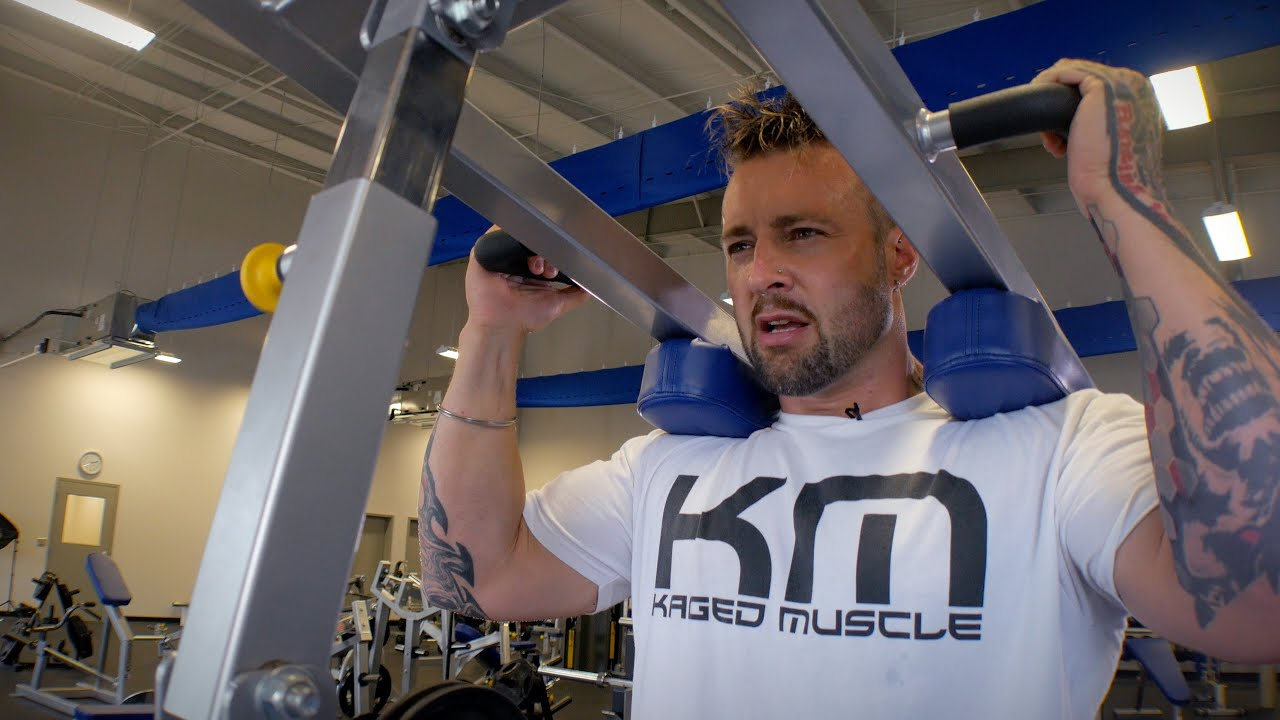 Tips For Building Big Calf Muscles With Kris Gethin Youtube