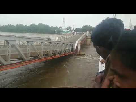 Kollidam Bridge Broken - Trichy