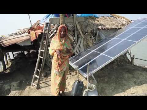 Solar desalination and water purification from any water source   F Cubed Kenya