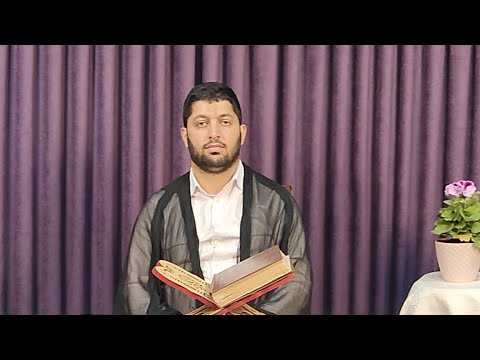 Hacı Rahib Qur'ani Kərimin 5-ci cüzün tərtil oxunuşu