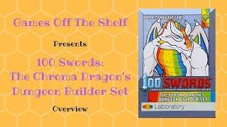 100 Swords: The Chroma Dragon