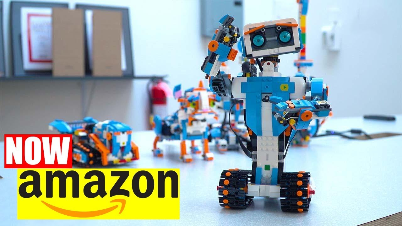 5 Cool Lego Toys Every Kid Should Have Youtube