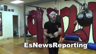Brandon Krause Jumping Rope Why Do All Boxers Do It Esnews Boxing