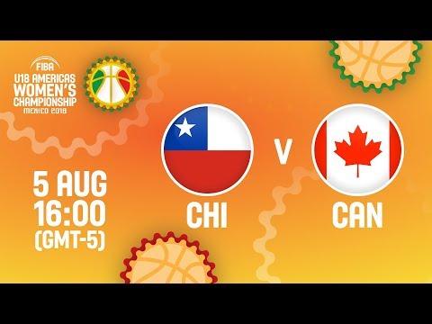 Chile v Canada - Full Game - Quarter-Final