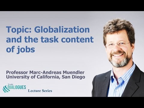 Trade Dialogues: Marc-Andreas Muendler (full lecture)